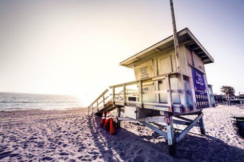 アメリカビーチ2