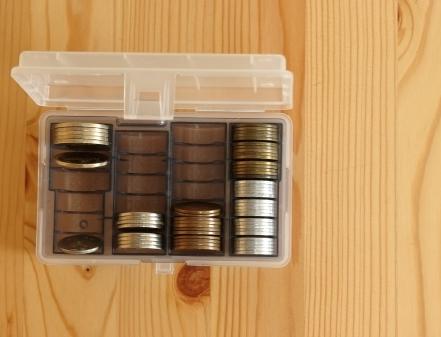 コインケース全硬貨