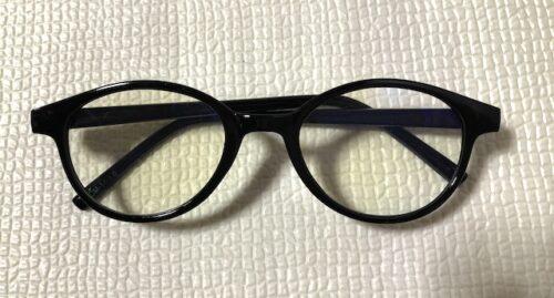 PC老眼鏡折り畳んだ