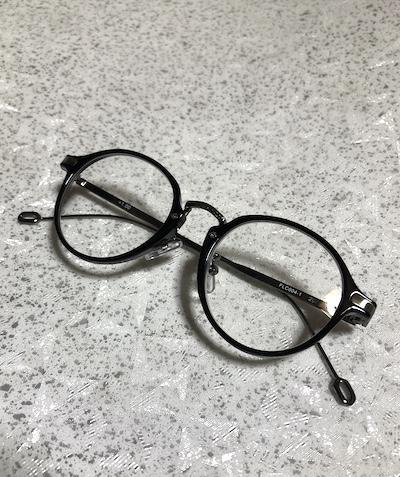 老眼鏡全体