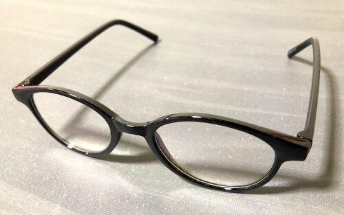 PC老眼鏡右から